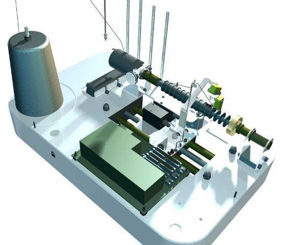 Engineering mini PLC techniek, sensor detectie