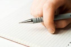 schrijven en rapporteren