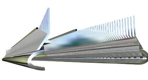 Bijzondere vormgeving zorgt voor extra uitdaging  voor zowel de engineers als voor de vaklieden op de productievloer