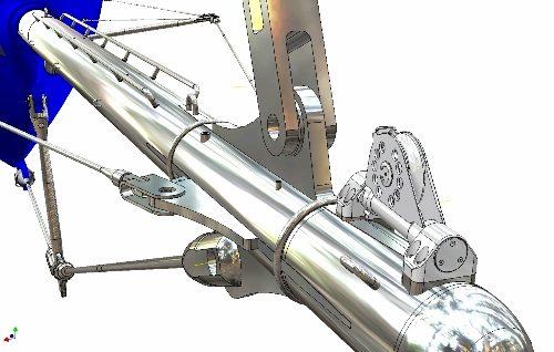 Detail engineering van alle componenten