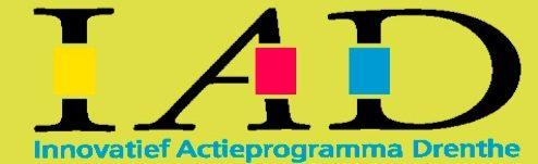 LARA Engineering b.v. met haar team  de 3e prijs in de wacht gesleept van het  Innovatief Actieprogramma Drenthe IAD.