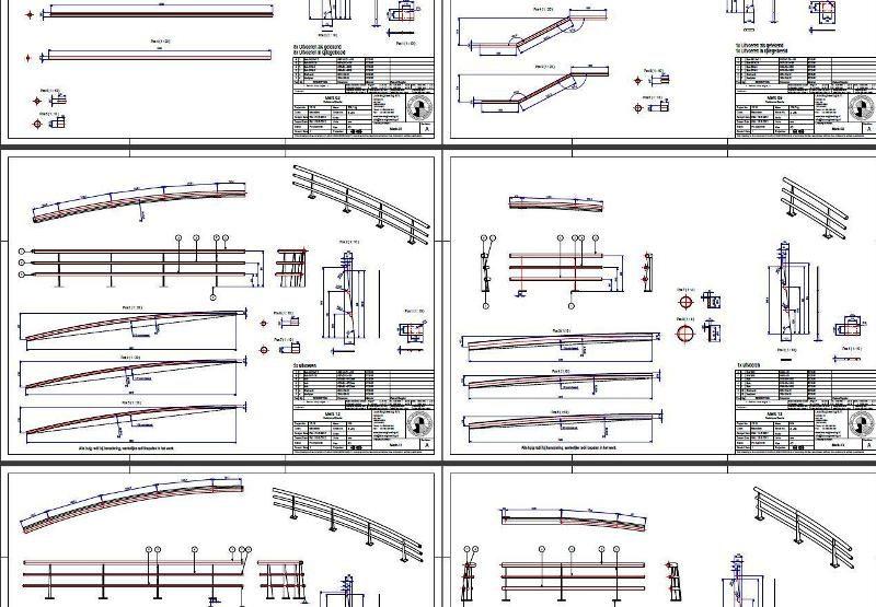 engineering in opdracht  van  Macadam BV Bakkeveen