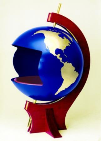 ontwerp en realisatie globe