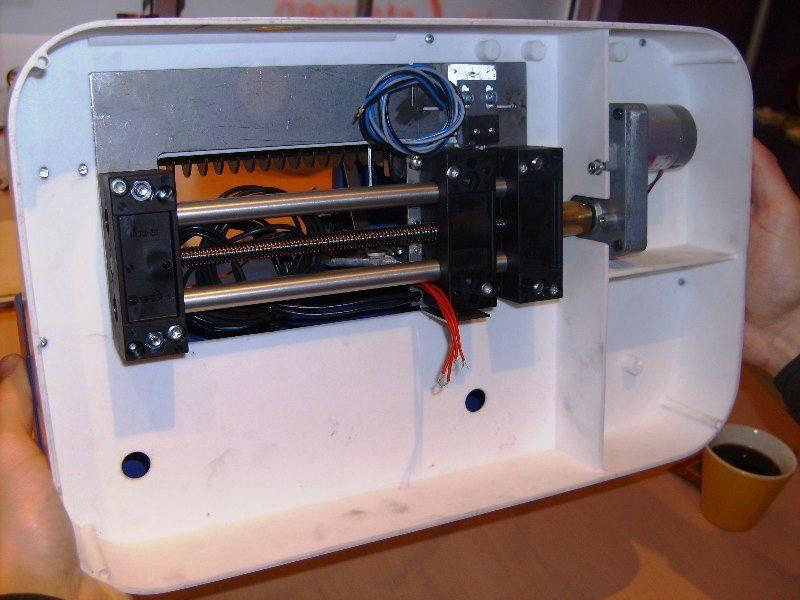 Onderspoel wikkelmachine