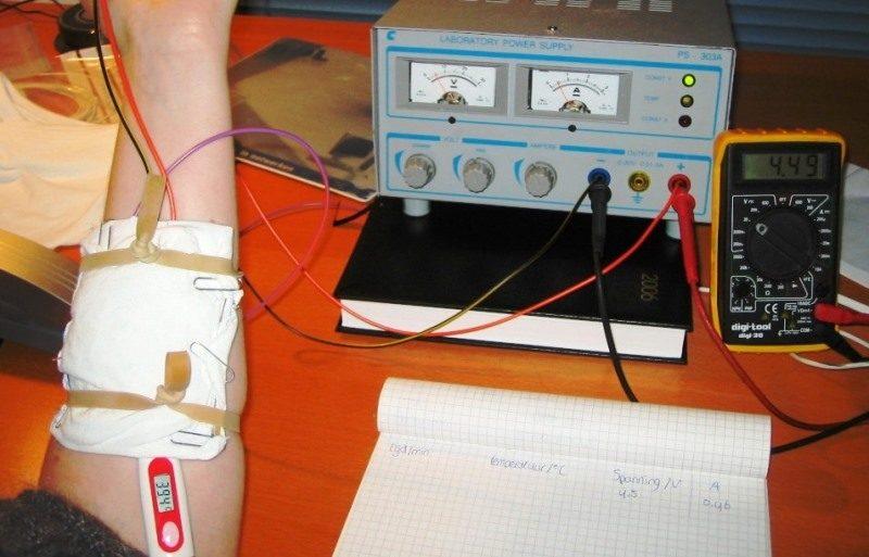 Vermogenstest prototype