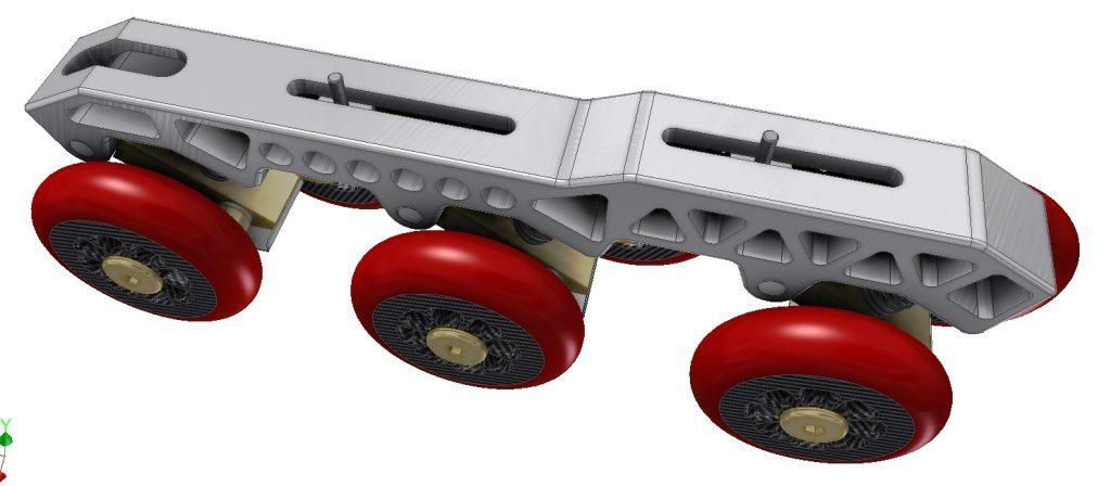 definitief 3D-model 3
