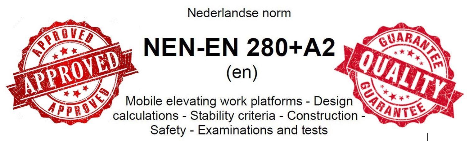 NEN-EN 280+A2